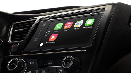 CarPlay – Sistema de Integração entre Carros e o iPhone