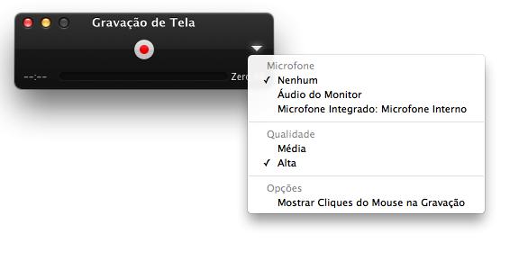 Como usar o QuickTime pra Gravar a Tela do seu Mac e iPhone