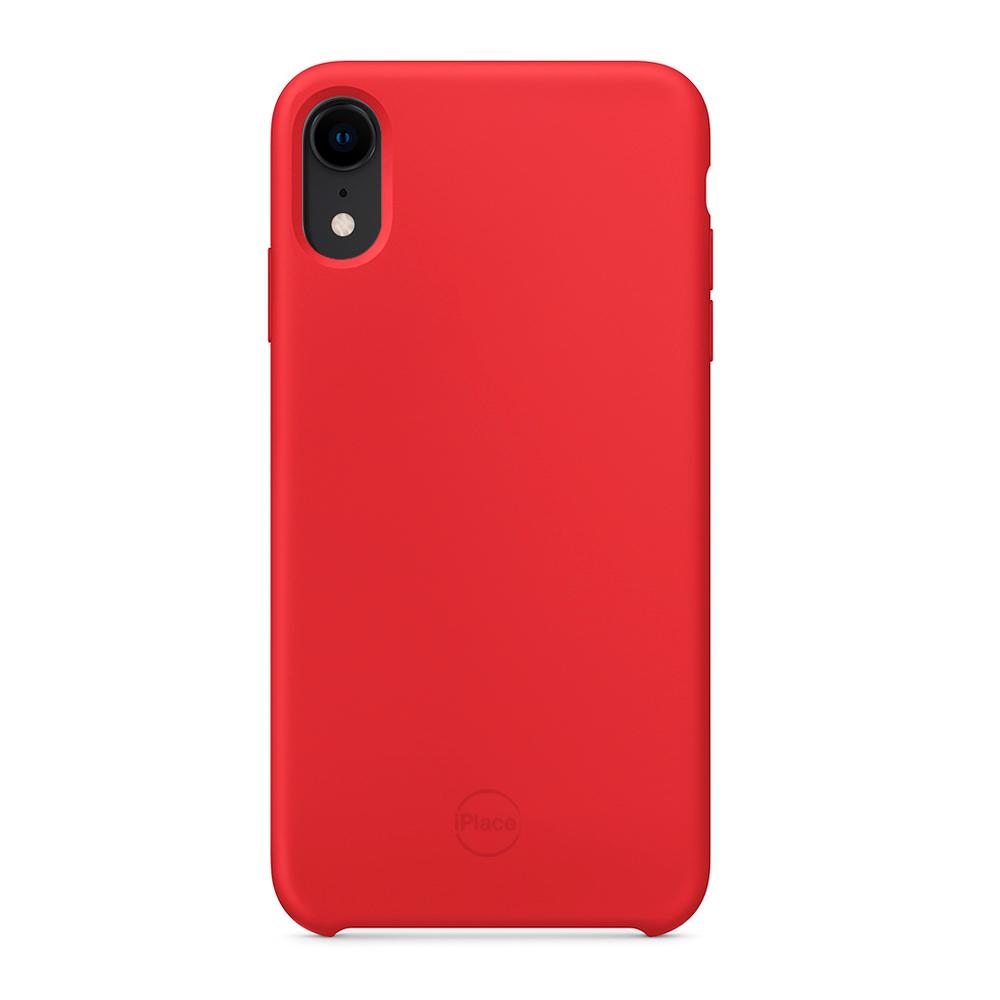 Capa de silicone iPhone XR iPlace