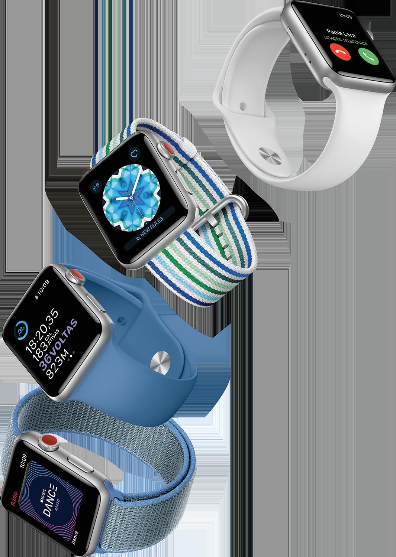 Apple Watch presente dia das mães
