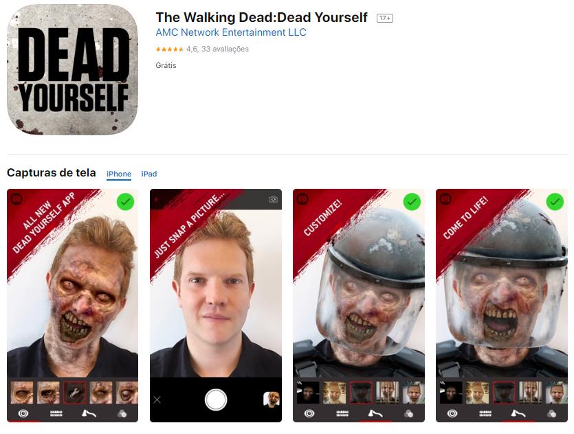 app-the-walking-dead