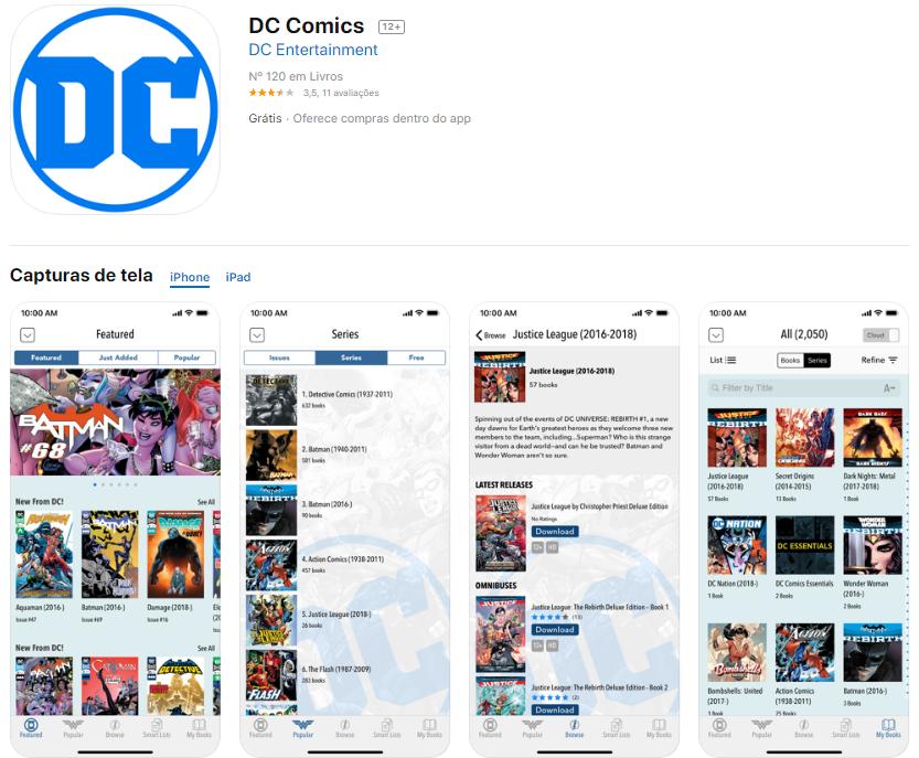 app-DC-Comics